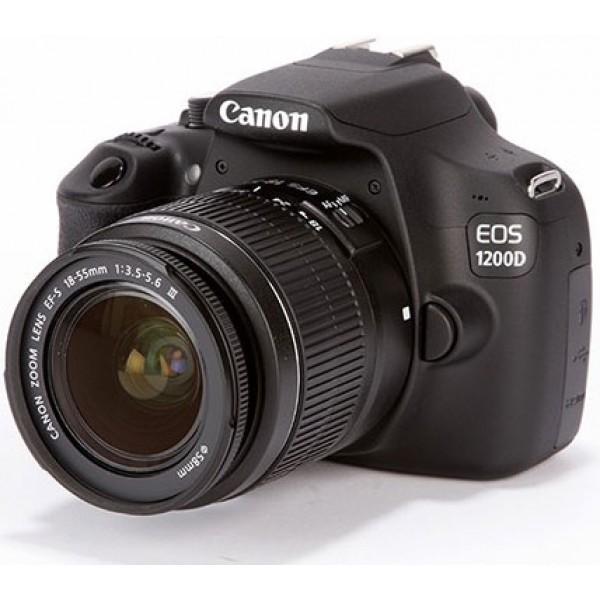 Canon EOS 1200D 18-55mm Camera