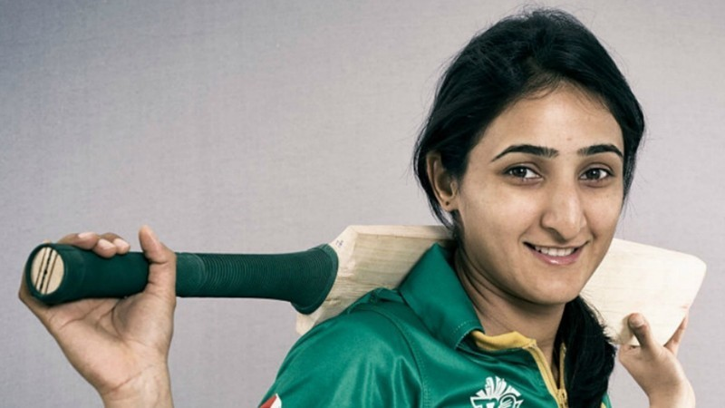 Bismah Maroof - Age, Education, Score and Stats