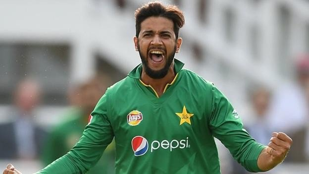 Imad Wasim - Biography, Cricket Information and Education