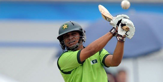 Khalid Latif - Cricket stats, Records, Videos