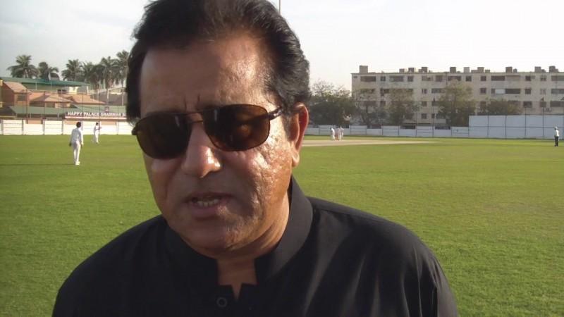 Azam Khan - Age, Education, Score and Stats