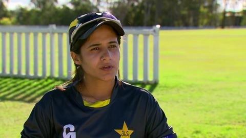 Javeria Khan - cricket information, age, biography