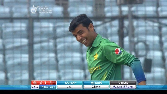 Shadab Khan - Biography, Age, Stats & Records