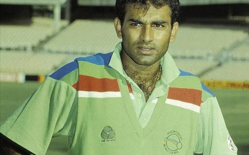 Aamer Sohail - Age, Education, Score and Stats