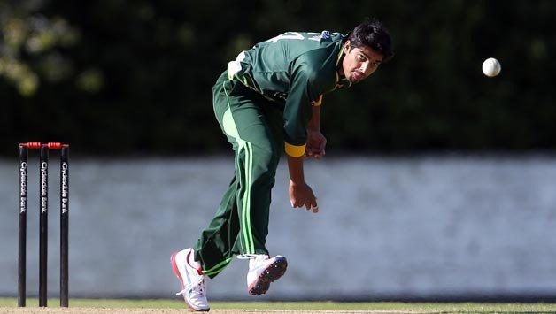Umar Amin - Cricket Information, Age, And Videos