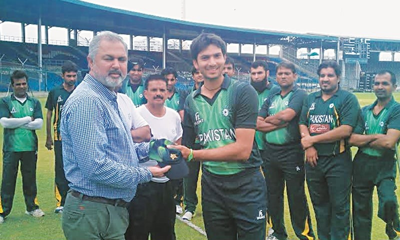 Nadeem Khan - Age, Education, Score and Stats