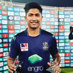 Mohammad Hasnain - Complete Profile and Biography