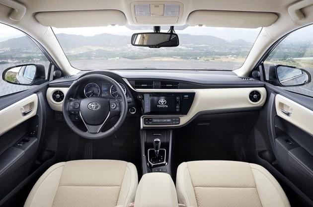 Toyota corolla xli 2017 price in pakistan review - 2016 toyota corolla interior colors ...