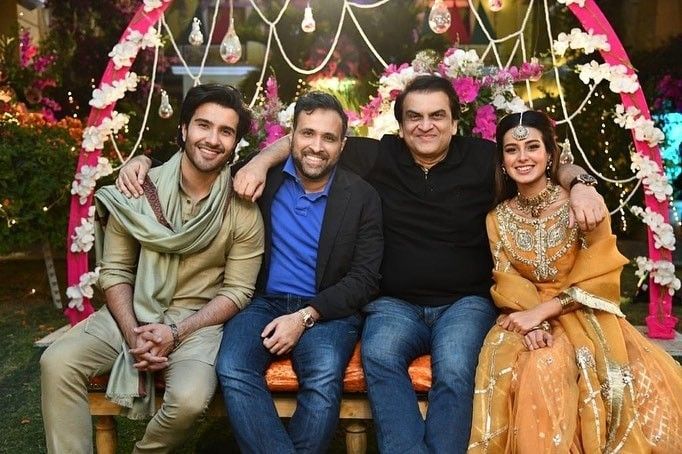 khuda aur mohabbat season geo tv drama cast timings schedule