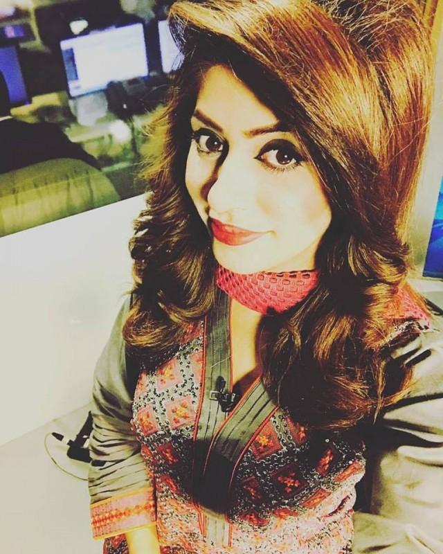 List Of Top Pakistani Female News Caster Profiles