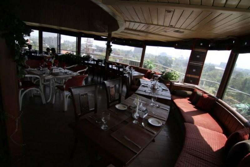 Maisonette Luxury Apartments Hotel In Lahore Pakistan