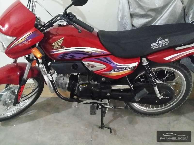Honda Pridor Cd 100 Euro Ll Motorcycle Price In Pakistan