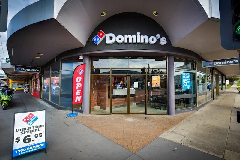 Domino's Pizza M M Alam Road Restaurant in Lahore - Menu ...