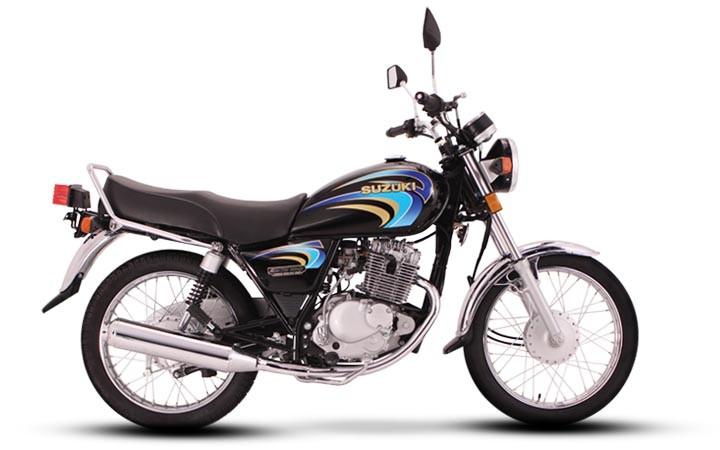 Suzuki Baik New