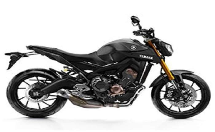 2018 Yamaha MT-09 | Top Speed