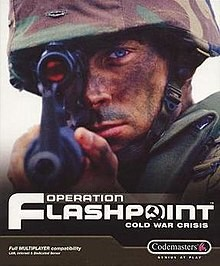 Operation Flashpoint : Cold War Crisis