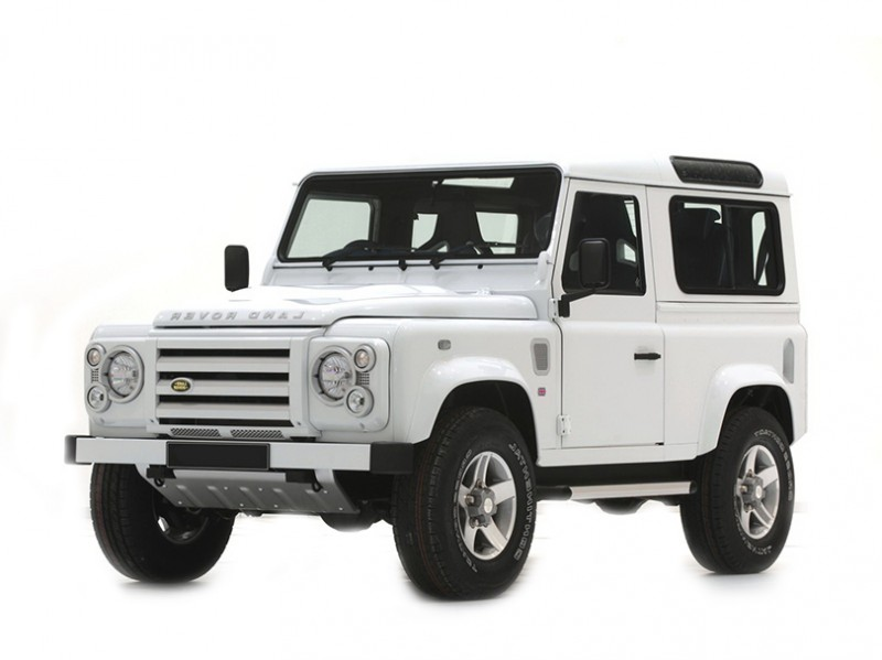 Land Rover Defender 110 SW Over view