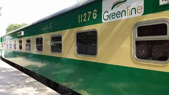Green Line Express Completed Information