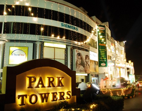 Park Towers In Clifton Karachi, Address, Timings, Map ...