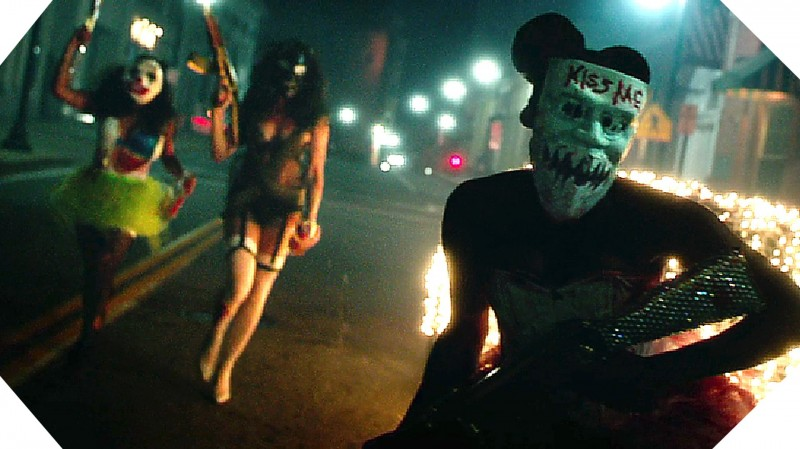 The Purge Election Year Cast Release Date Box Office