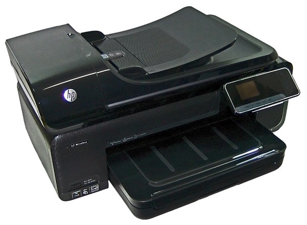 HP 7500A Officejet Printer - Complete Specifications