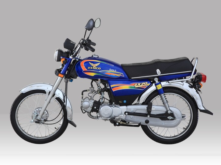 Zxmco Zx 70cc Euro 2 Motorcycle Price In Pakistan