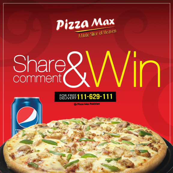 image about Peter Piper Pizza Printable Coupons titled Pizza max bargains within karachi 2018 - Cashmere heartland coupon codes