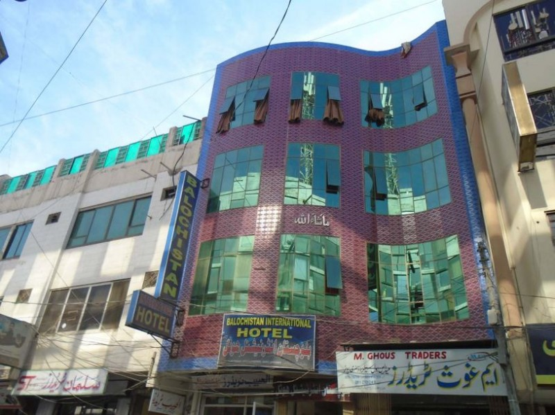Balochistan International Hotel In Quetta Pakistan Price