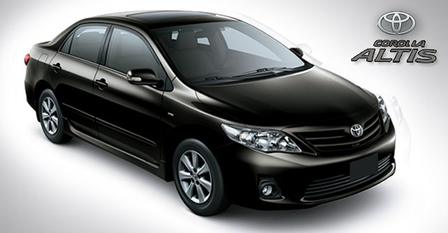 Toyota Corolla Altis 1 6l Price In Pakistan Review Features Images