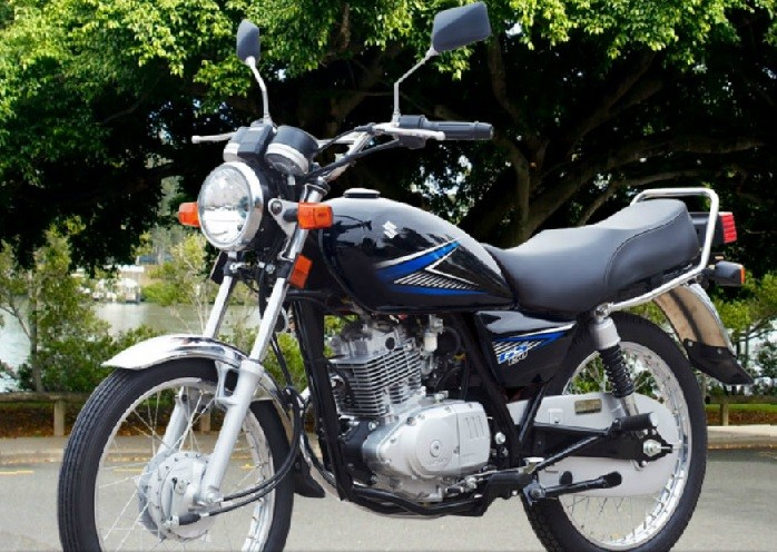 Suzuki Cc Bike Price In Pakistan