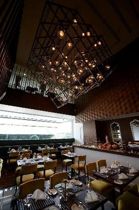 The Cube Nishat Hotels Restaurant In Main Mehmood Ali
