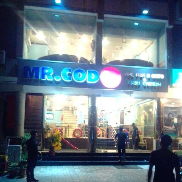Air Pump Near Me >> Mr. COD Restaurant in F-10 Markaz Islamabad - Menu ...