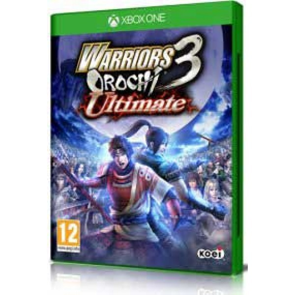 Warriors Orochi 3 Ultimate Unlock Characters: Warrior Orochi 3 Ultimate For Xbox One Price In Pakistan