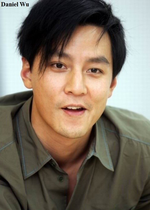 Daniel Wu,Chinese Hong Kong Actor,from Chinese movie The