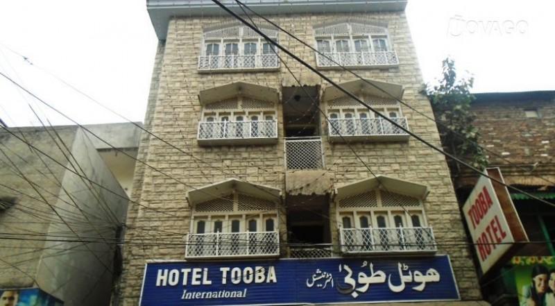 Tooba International Hotel in Rawalpindi Pakistan - Price