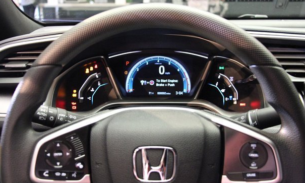 honda civic 1 5l turbo 2016 price in pakistan review features images. Black Bedroom Furniture Sets. Home Design Ideas