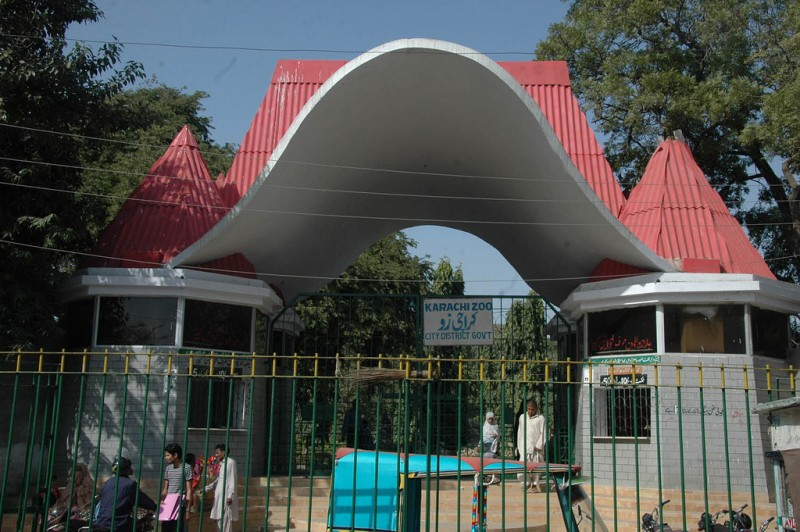 Karachi Zoo In Saddar Town Karachi Address Timings Map