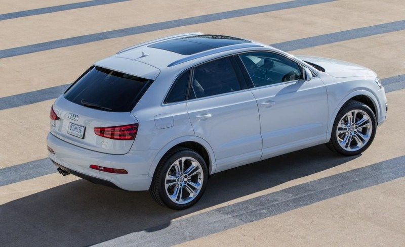 Audi Q3 Price In Pakistan Review Features Images