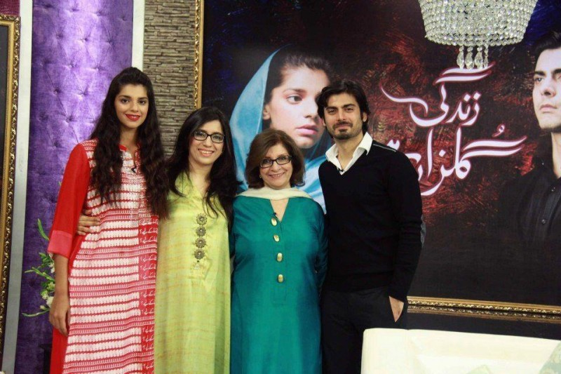 Zindagi Gulzar Hai Hum Tv Drama, Cast, Timings, And Schedule