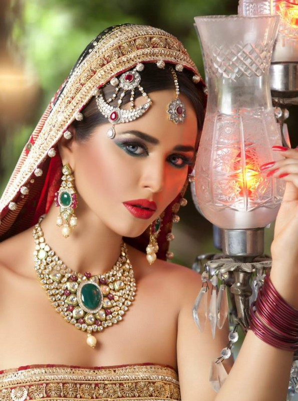 Bridal Makeup Model Images : Ayyan Ali Biography and Songs List, Height, Date of Birth ...