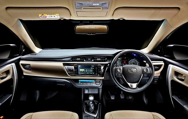 Toyota Corolla Altis 1.8 Grande 2017 Price in Pakistan, Review, Features & Images