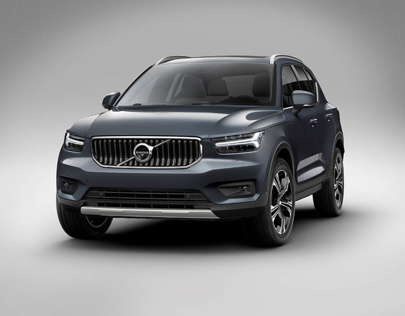 Volvo XC40 2018 Price in Pakistan, Review, Features & Images