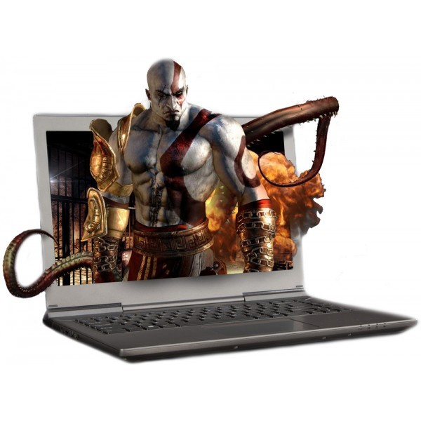 Sager NP2740 Core i7 4th Gen