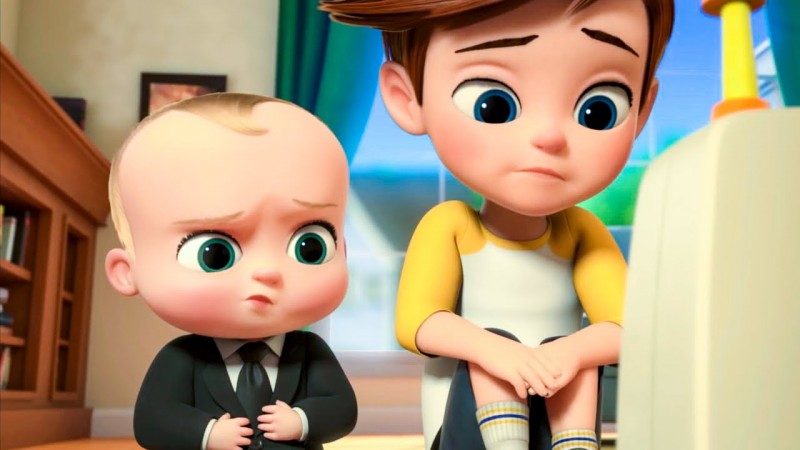 My Friends Told Me About You / Guide the boss baby 2 trailer