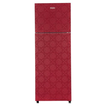 HRF 355 GD Red Top-Freezer Direct cooling