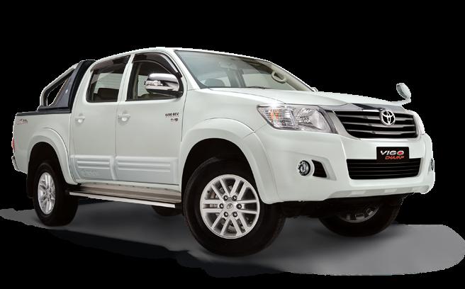 Toyota Hilux Vigo Champ Grade V Price In Pakistan, Review