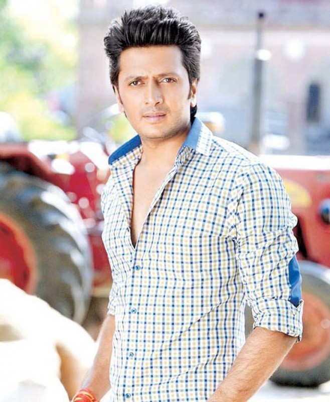 Ritesh Deshmukh Movies List , Height, Age, Family, Net Worth