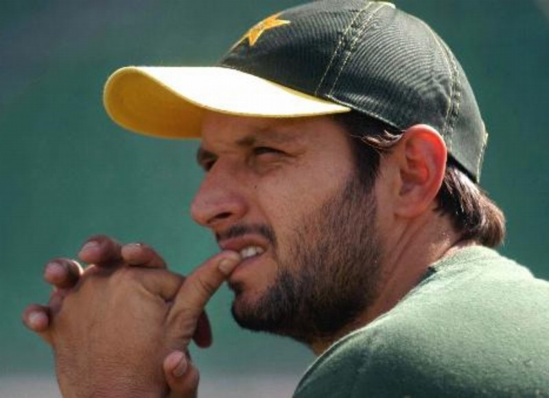 Shahid Afridi Biography And Cricket Stats, Height, Age