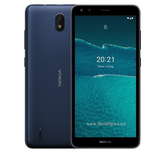 Nokia C1 2nd Edition