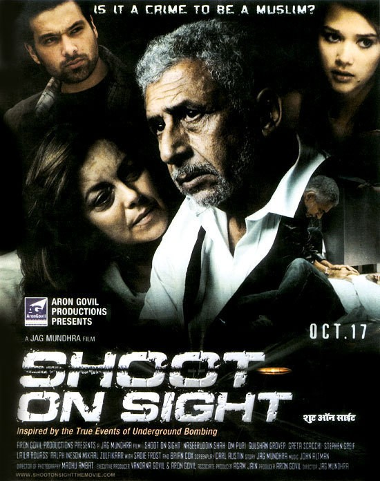 Shoot on Sight (2007) Hindi Dubbed [BRRip]